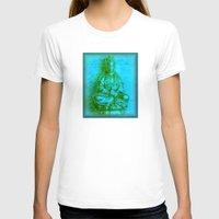 budi satria kwan T-shirts featuring Jade Kwan Yin by Jan4insight