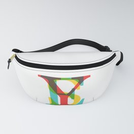 YES Fanny Pack
