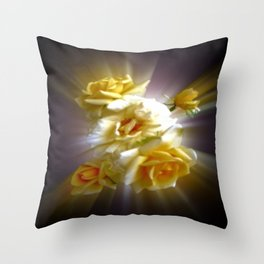 Rosenbund. Throw Pillow