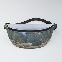 Machu Pichu in the Andes Fanny Pack