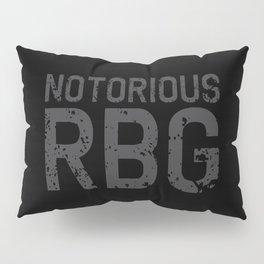 Notorious RBG Pillow Sham