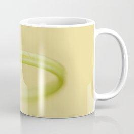 Ladybug and the green spring Coffee Mug
