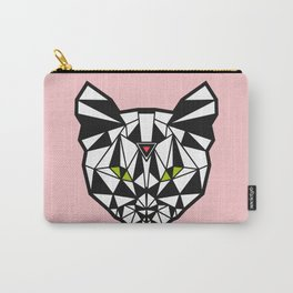 Crystal Cat Carry-All Pouch