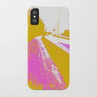 road iPhone & iPod Cases featuring Road by Mr & Mrs Quirynen
