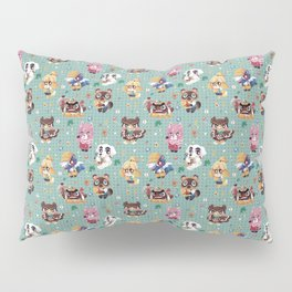 Animal Crossing Pillow Sham
