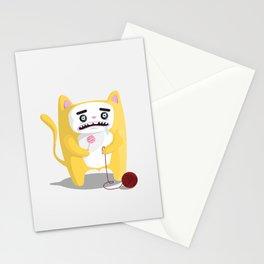 Miu-Miu the Cat Stationery Cards