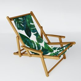 Perceptive Dream || #society6 #tropical #buyart Sling Chair
