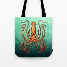 Giant Squid 2 Tote Bag