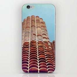 Marina Towers iPhone Skin
