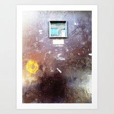 The Door 15 Art Print