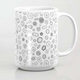 Buttons Coffee Mug
