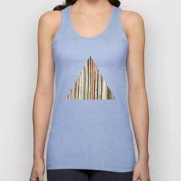 Record Collection Unisex Tank Top