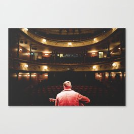 södra teatern Canvas Print