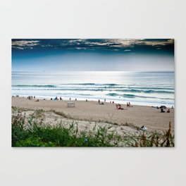 Hossegor- France - 2013 Canvas Print
