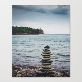 All Stacked Canvas Print
