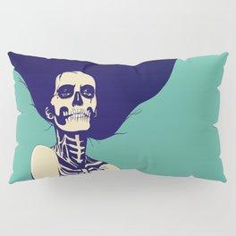 Día de las Muertas Pillow Sham