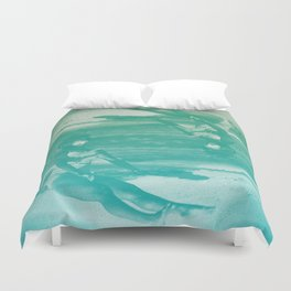 And Then Nothing Turned Itself Inside-Out Duvet Cover