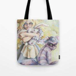 Z imagination Wonderland Tote Bag