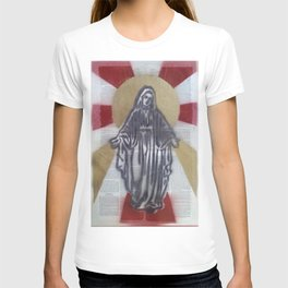 The Sanctity of Mary T-shirt