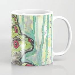 Frog Pileup Coffee Mug
