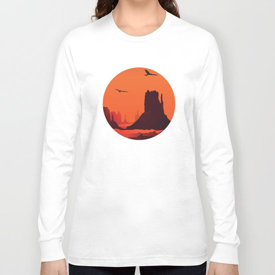 My Nature Collection No. 34 Long Sleeve T-shirt