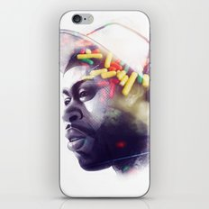 J Dilla (2/7/74 - 2/10/06) iPhone & iPod Skin