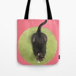 She warned him not to be deceived by appearances, for beauty is found within. Tote Bag