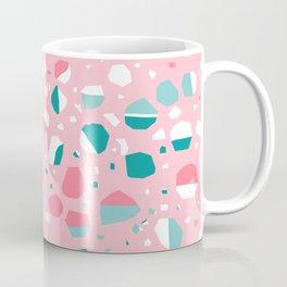 Airhead - memphis throwback retro vintage pastel pink palm springs socal california dreamer pop art Coffee Mug