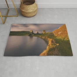 Fortified Towers Rug