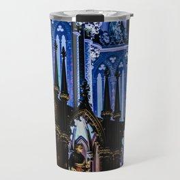 church interior Travel Mug