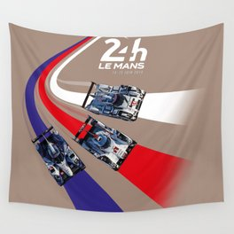 LM24 2014 ALT1 Wall Tapestry