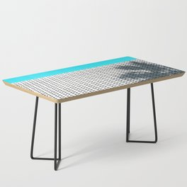Parker Palm Springs with Palm Tree Shadow Coffee Table