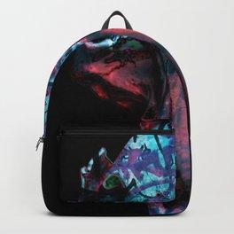 Glitch Tag Backpack