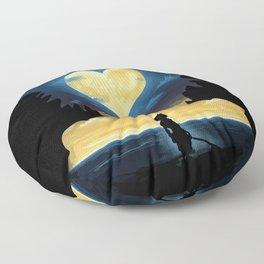 Sora Hearts Floor Pillow