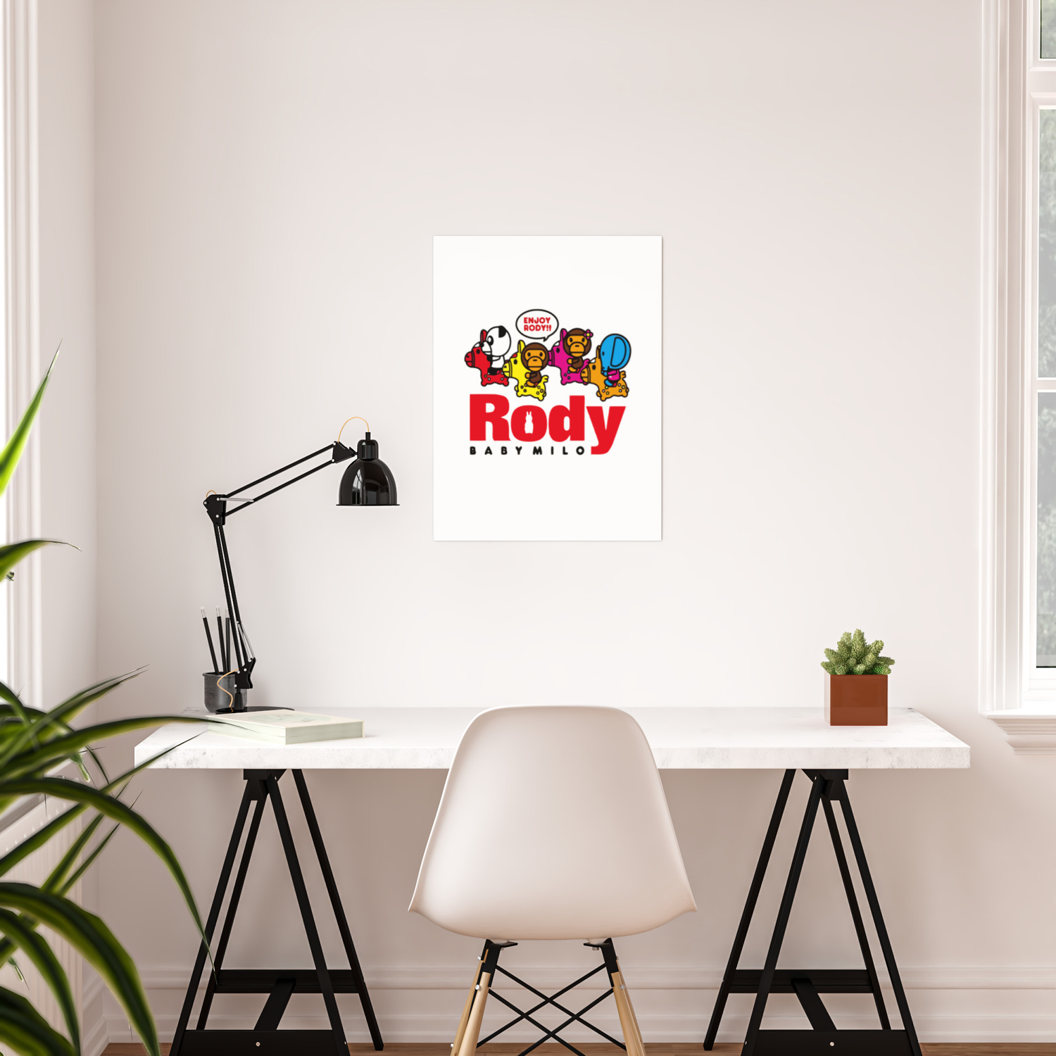 240dcffd Baby Milo Rody Poster by jodieblack   Society6