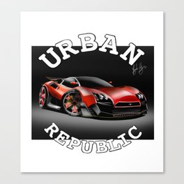 Car - Concepts By Shima Canvas Print