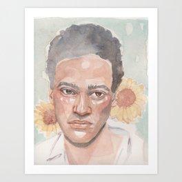Huey Art Print