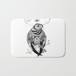 Bird Women 2 Bath Mat
