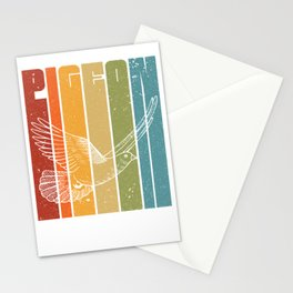 My Pigeon Bird Stationery Cards