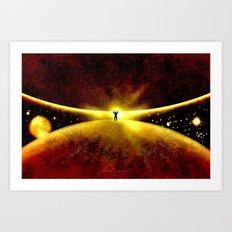 ATLAS - 225 Art Print