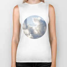 On Earth there is no Heaven ♥ Biker Tank