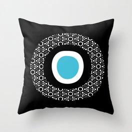Tilly big dot Throw Pillow