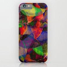 Midnight Petal iPhone 6s Slim Case