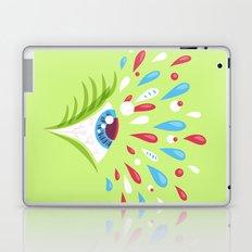 Psychedelic eye Laptop & iPad Skin
