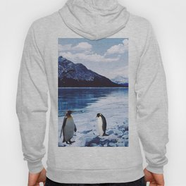 Living Free in the North Hoody