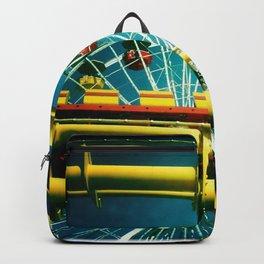 Santa Monica Pier Rollercaster Backpack