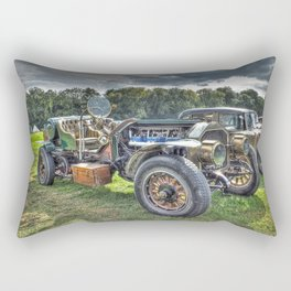 La France Speedster Rectangular Pillow