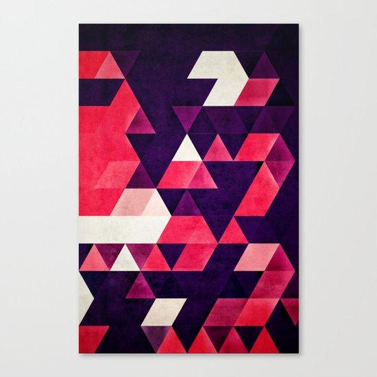 cyrysse lydy Canvas Print