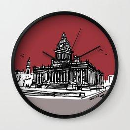Leeds Town Hall Wall Clock