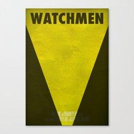 Watchmen - Silk Spectre II Canvas Print